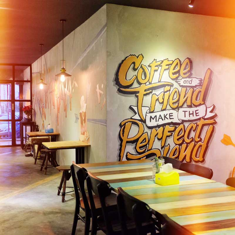 cafe di bandara semarang