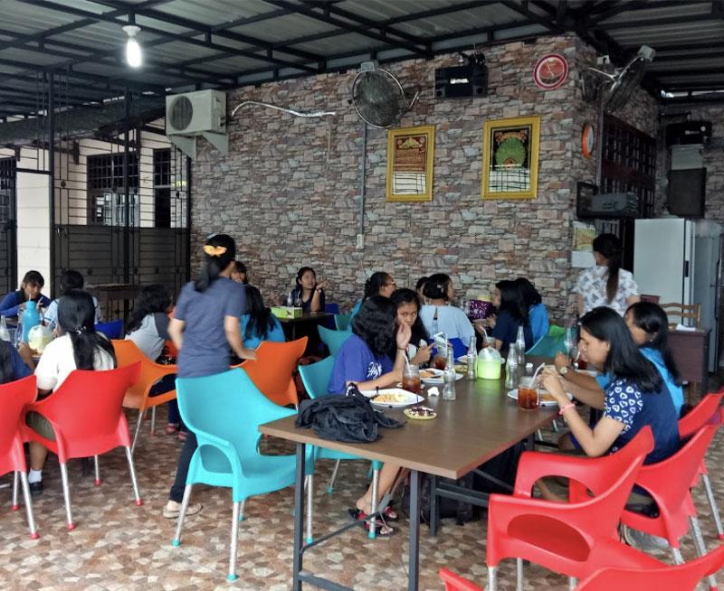 kafe di sibolga untuk mahasiswa