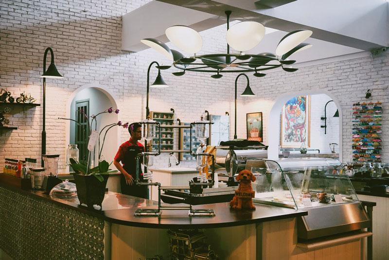 daftar cafe di jakarta pusat kekinian