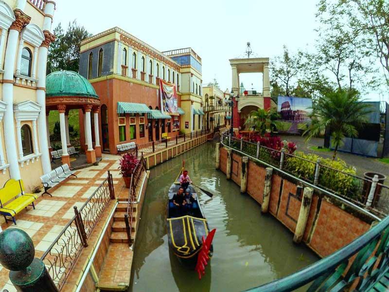 Little Venice Bogor, Venesia Mini bak di Eropa!