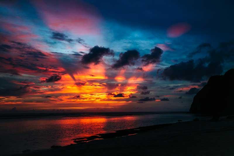 Pantai Karma Kandara, Private Beach Eksklusif dengan Harga Murah!