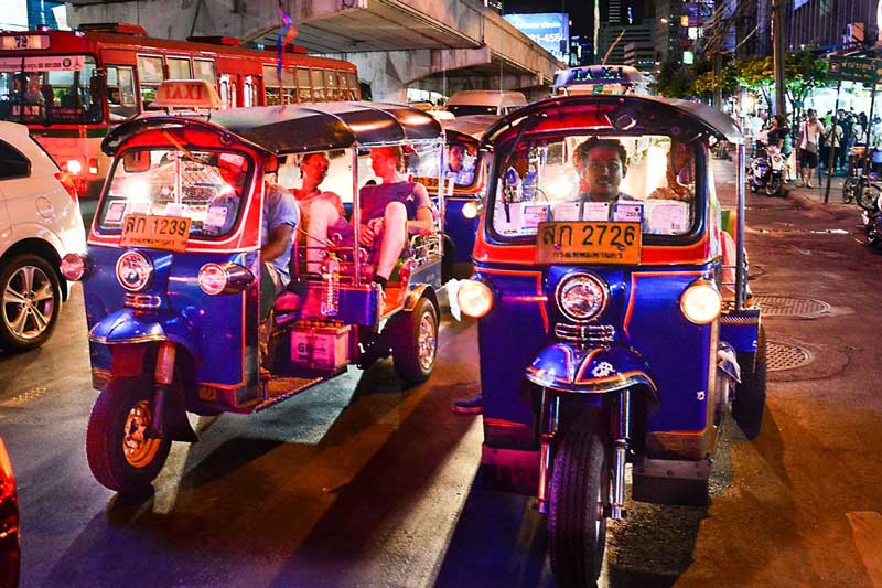 transportasi backpacker di bangkok