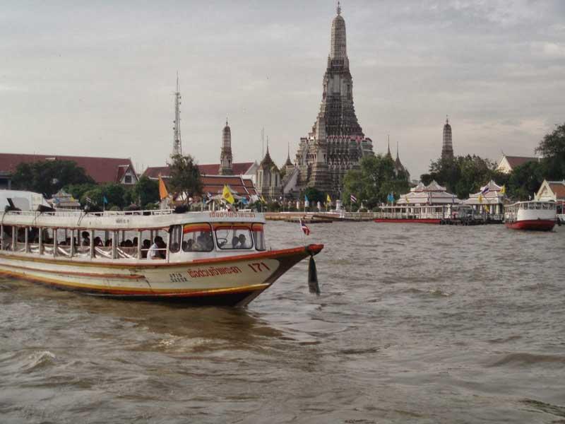 jalur transportasi di bangkok