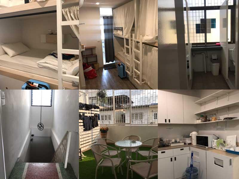 hostel recomended di bangkok