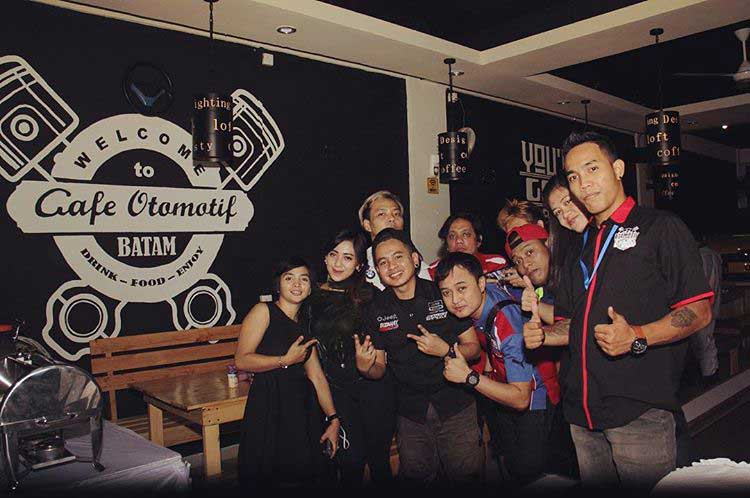 cafe di daerah batam center