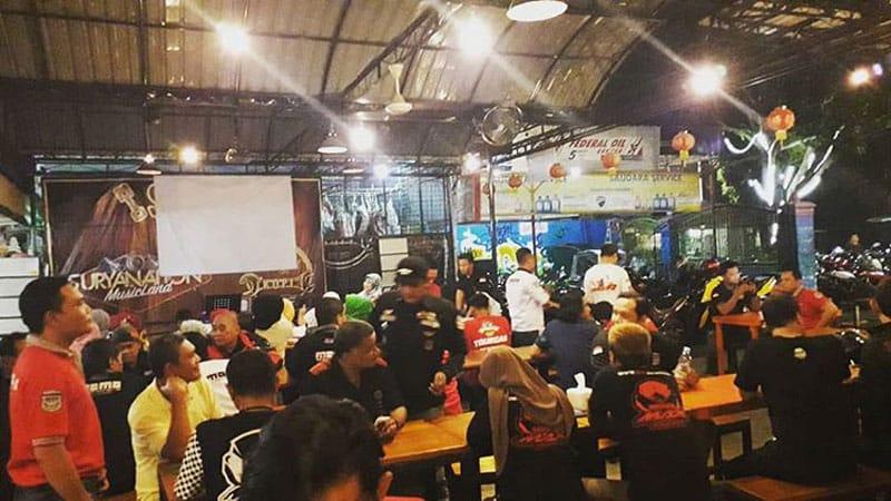 cafe di binjai timur instagrammable