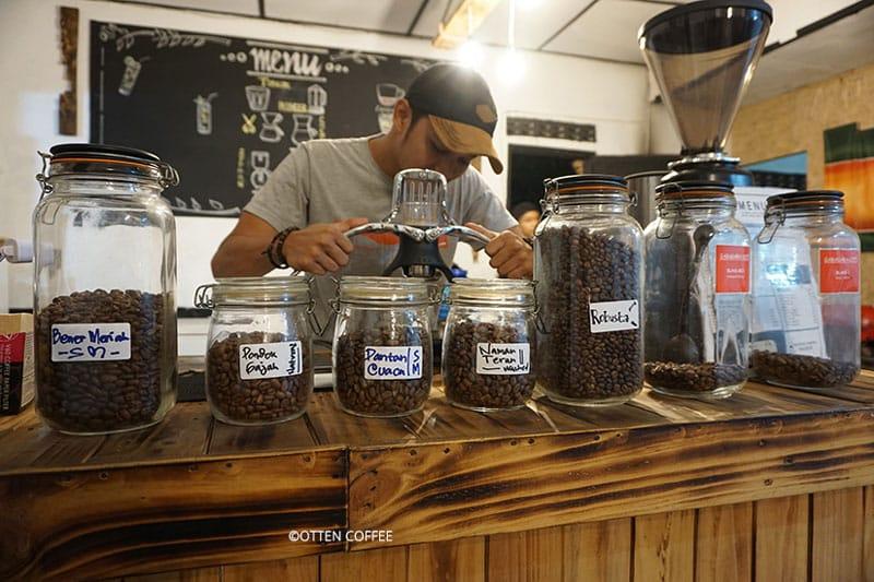 cafe wifi di binjai