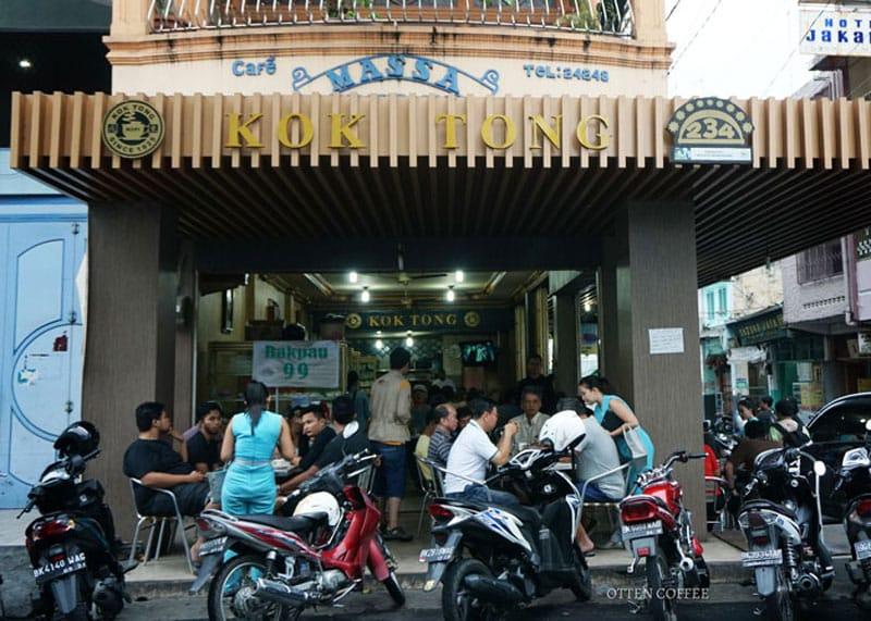 cafe selfie di binjai