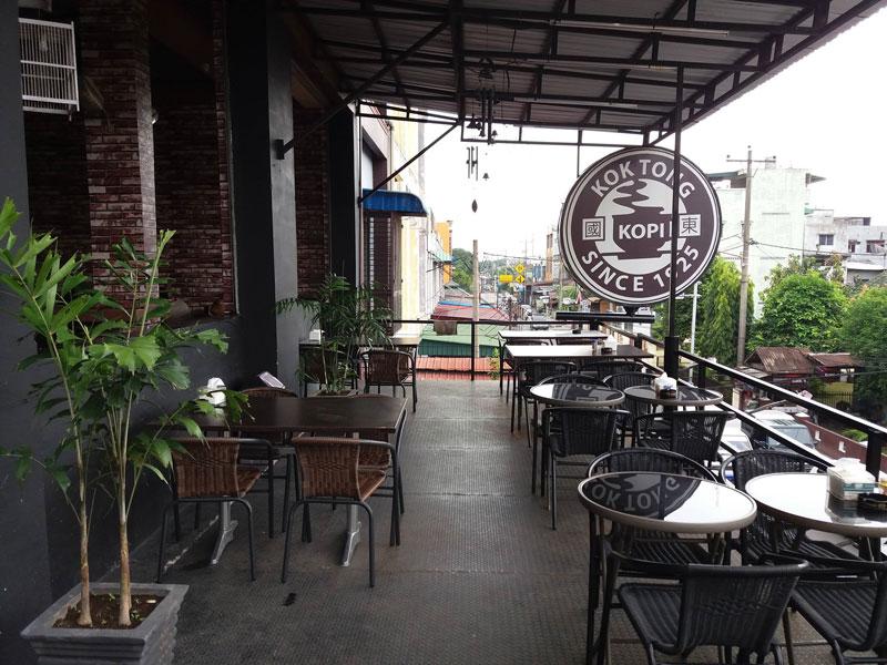 cafe di binjai