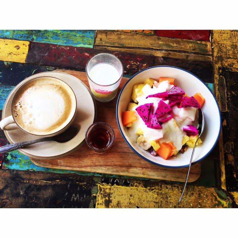 cafe in lombok