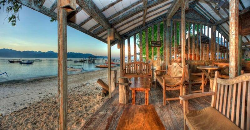 cafe daerah lombok