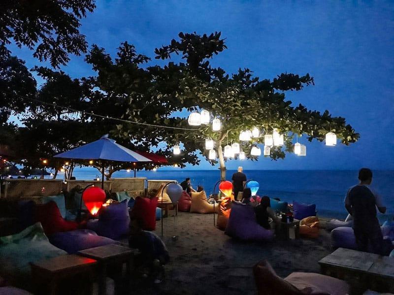 cafe stari lombok