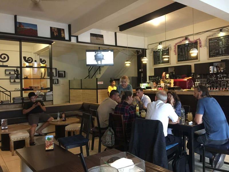 cafe di lombok seafood