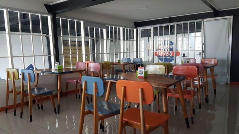 cafe daerah madiun kota