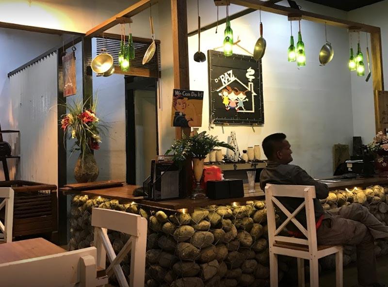 cafe di padang sidempuan terbaru