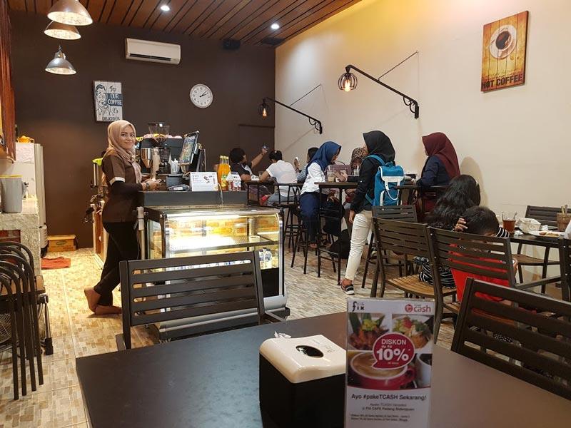 cafe di padang sidempuan untuk ngopi