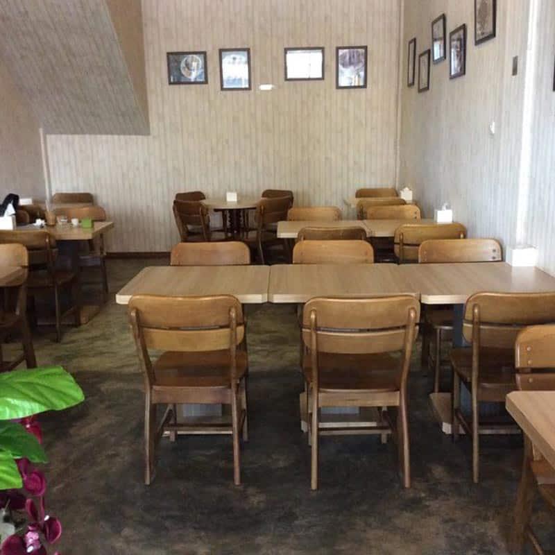 cafe di padang sidempuan romantis