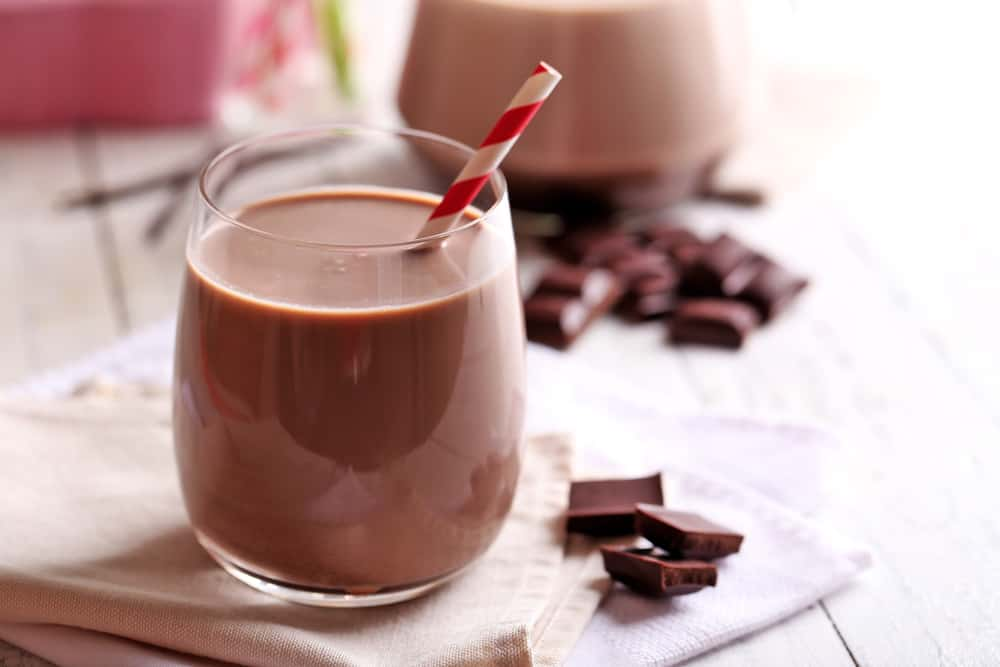 Susu Cokelat Madu Jahe, Minuman Lezat, Sehat dan Berkhasiat