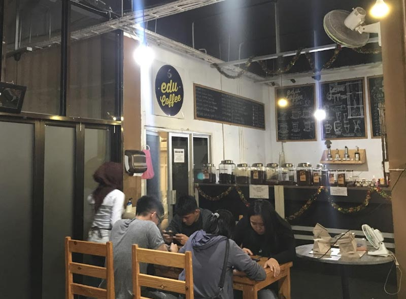 cafe di bengkulu murah