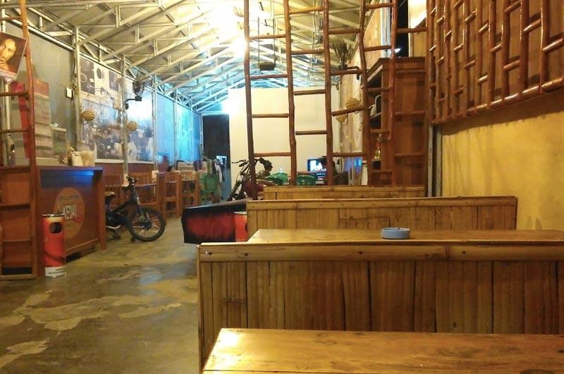 cafe arwana bengkulu