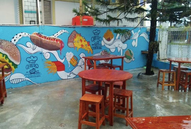 cafe karaoke di bengkulu