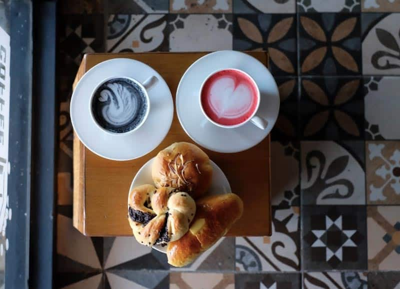 cafe pattaya bengkulu