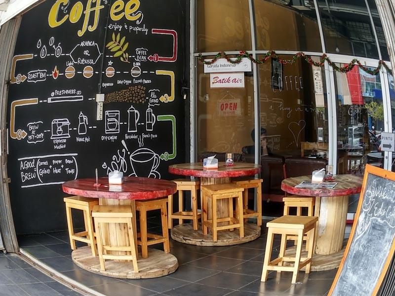 cafe di bengkulu