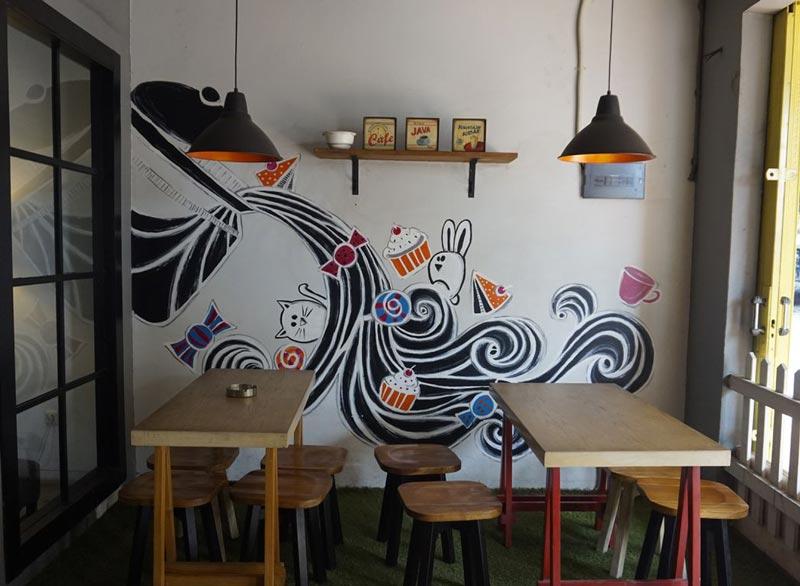 cafe di tangerang selatan bagus
