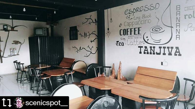 cafe sumur bukittinggi