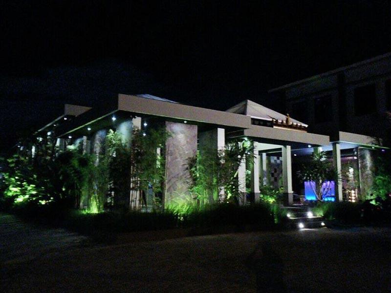 cafe cafe di bandar lampung