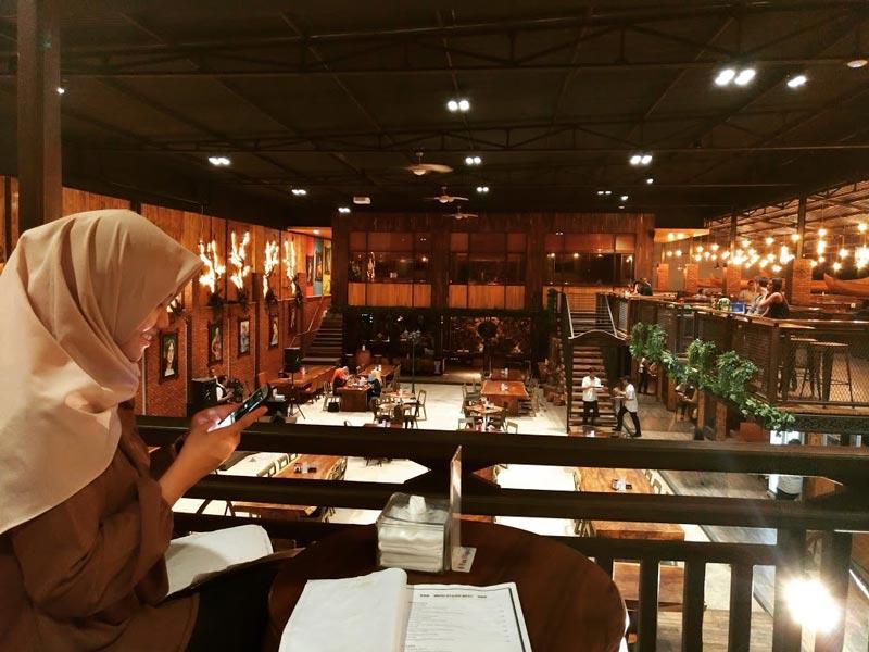 tempat minum kopi di bandar lampung