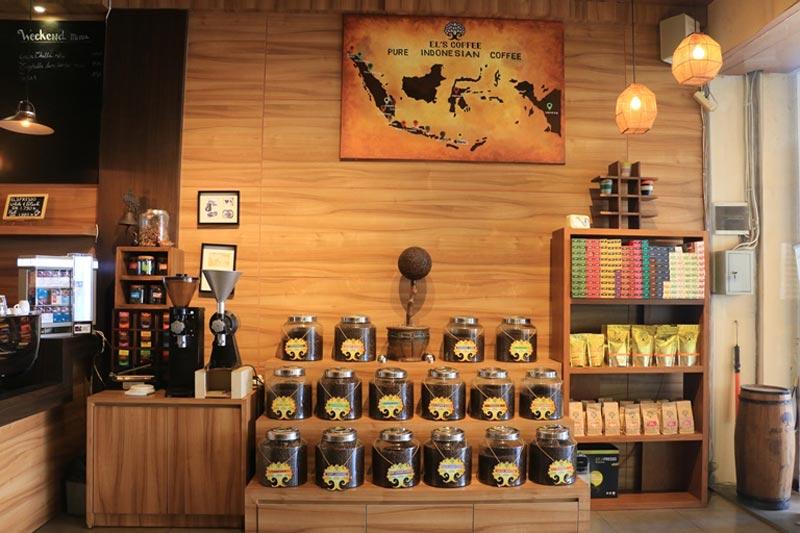 cafe di lampung