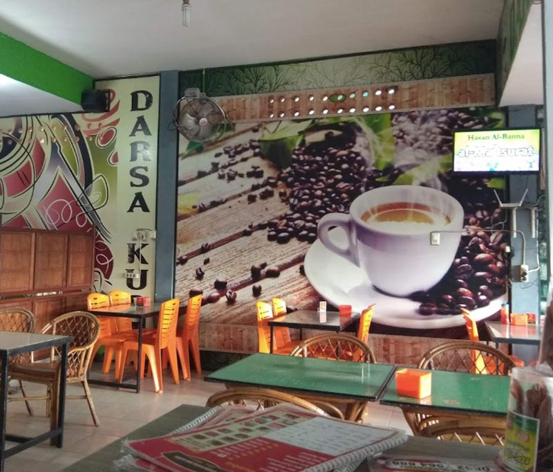 cafe yang ada di lhokseumawe