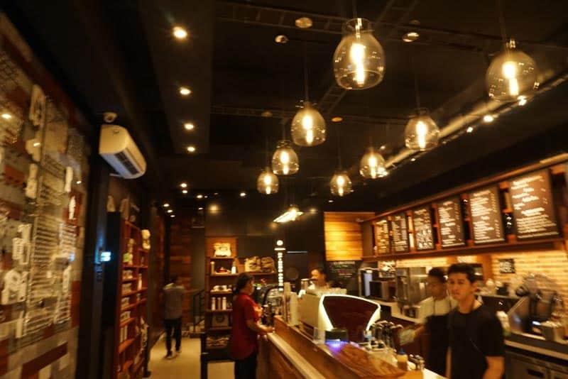cafe di padang panjang