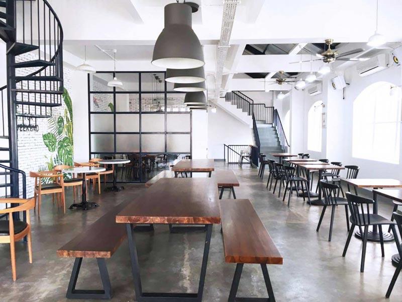 23+ Cafe di Padang yang Romantis, Hits, 24 Jam, dan Enak!
