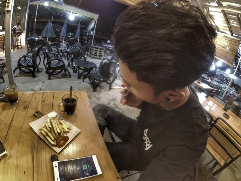 cafe di palembang yang murah