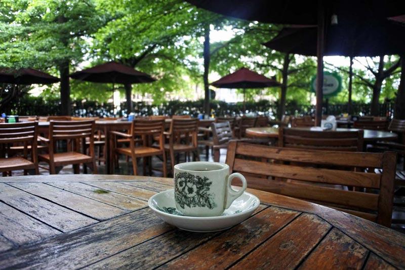cafe baru palembang