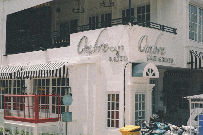 cafe cozy palembang