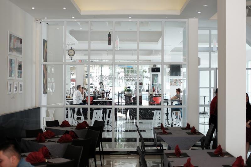 cafe palembang romantis