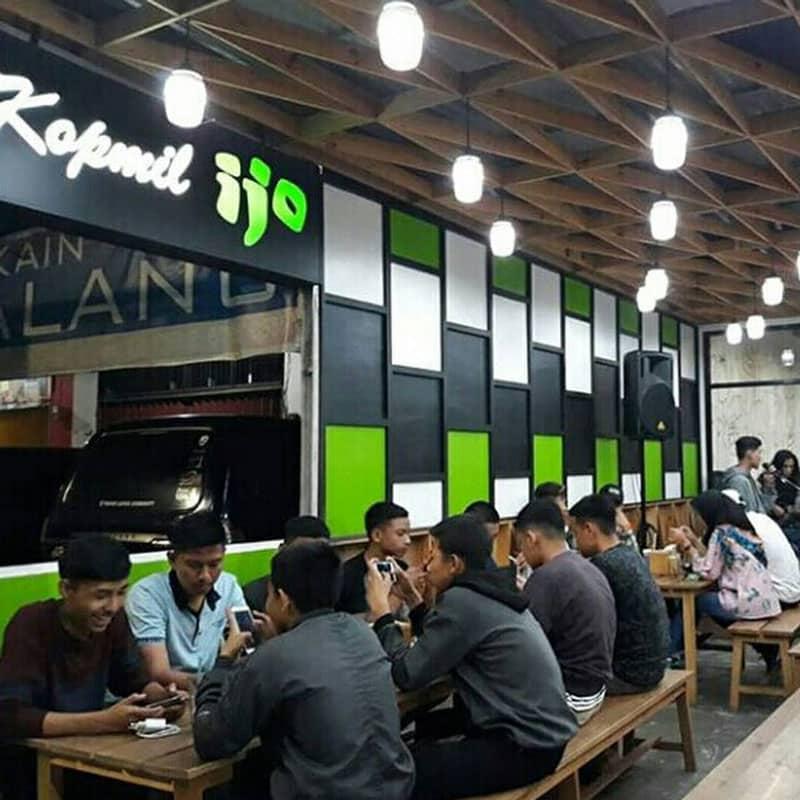 cafe terbaru di payakumbuh