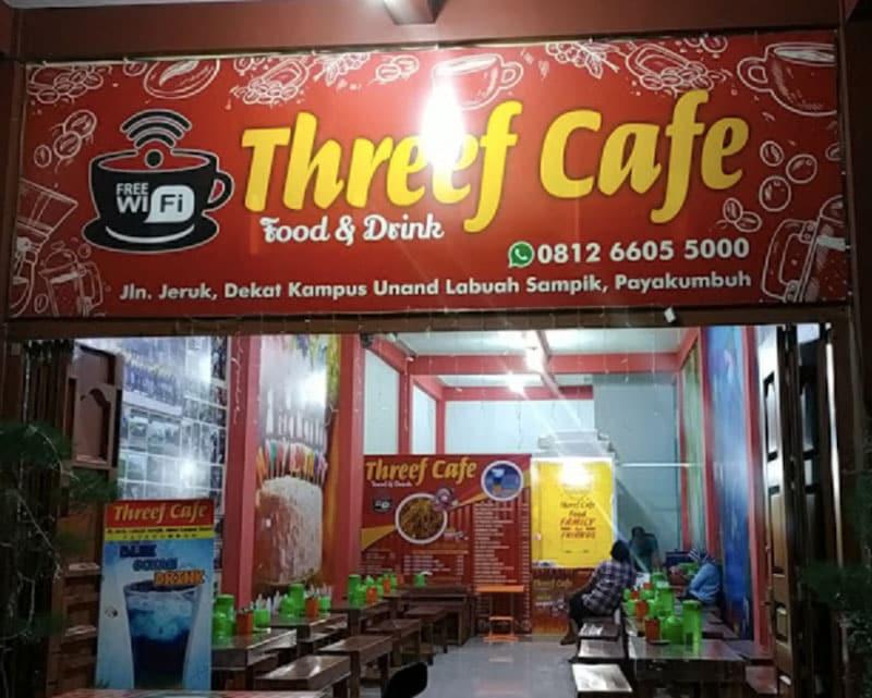 cafe murah di payakumbuh
