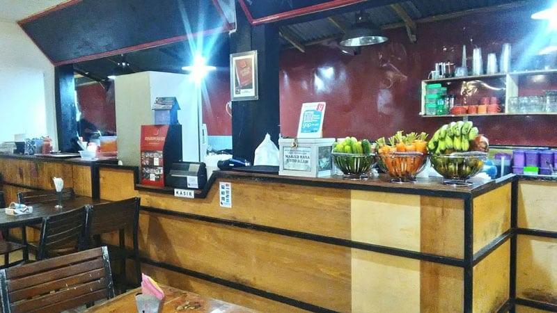 cafe enak di payakumbuh