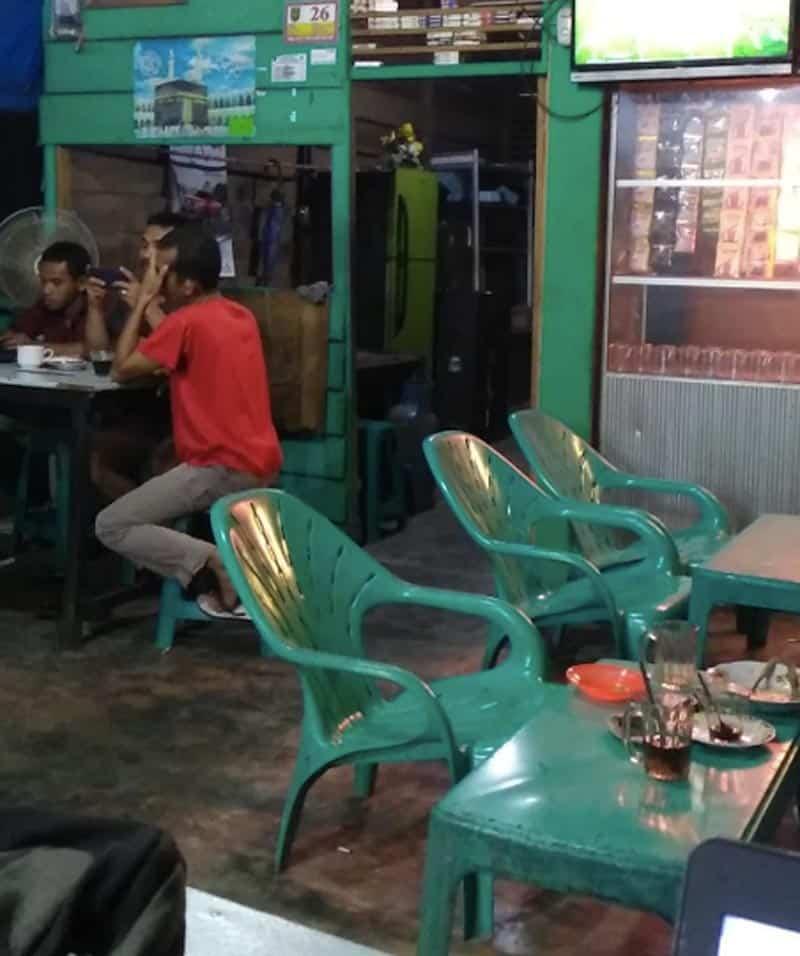 cafe bagus di subulussalam