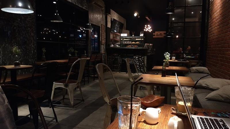 cafe di tangsel