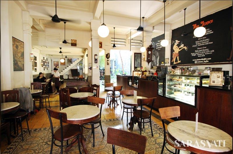 cafe di tangerang selatan romantis