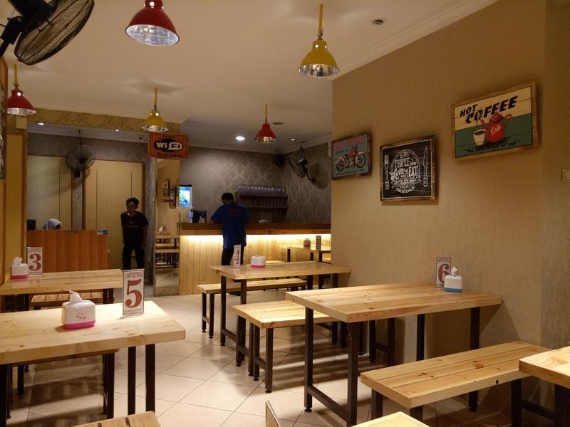 cafe unik di tangerang selatan