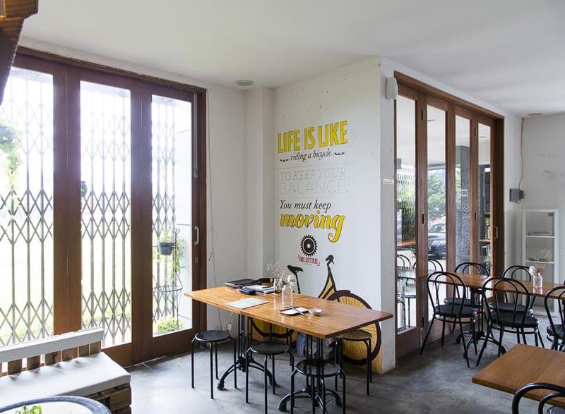 lowongan kerja part time di cafe tangerang selatan