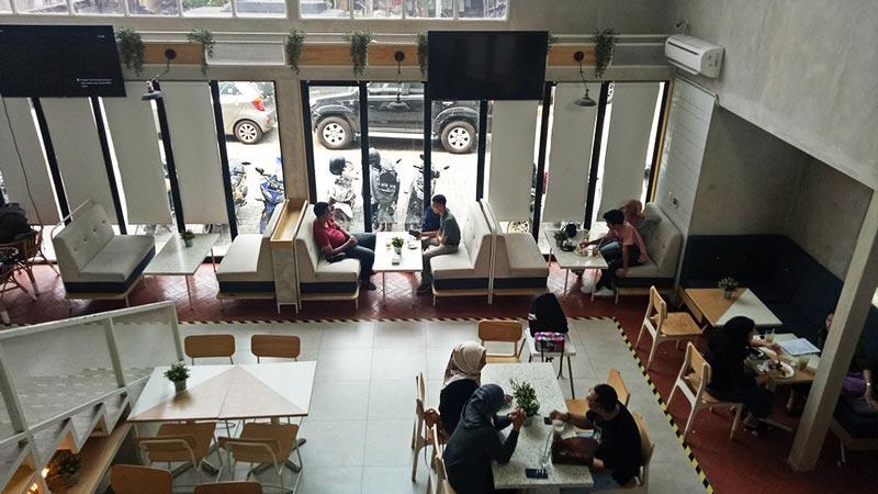 tempat cafe di tangerang selatan