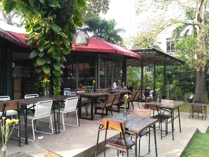 cafe asik di tangerang selatan