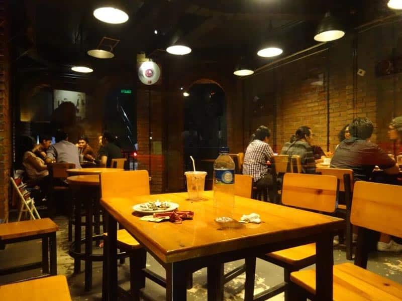 cafe di kemang romantis